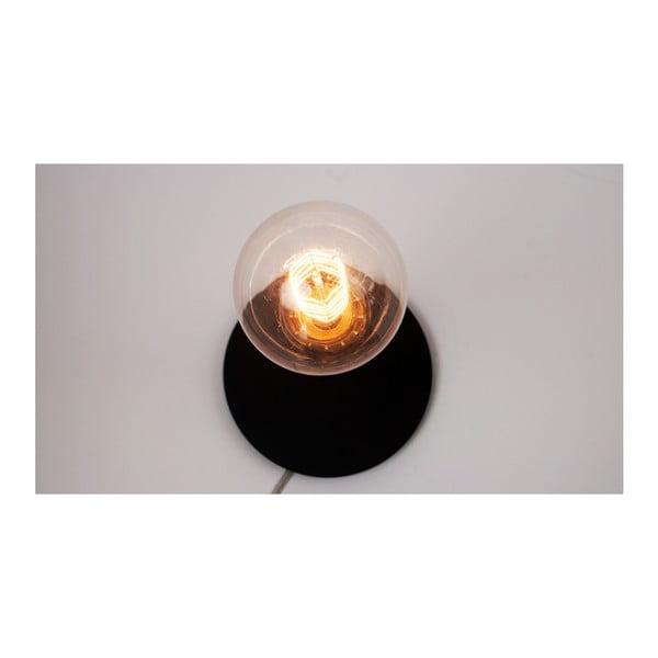 Uno Basic fekete asztali lámpa - Bulb Attack