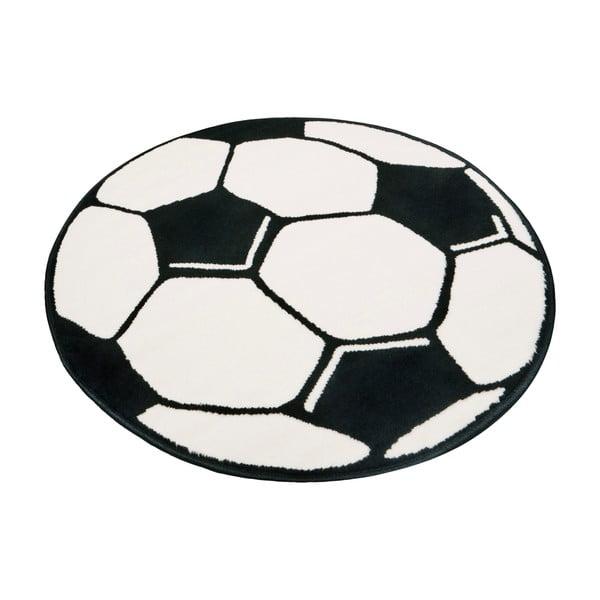 Football gyerekszőnyeg, ⌀ 100 cm - Hanse Home