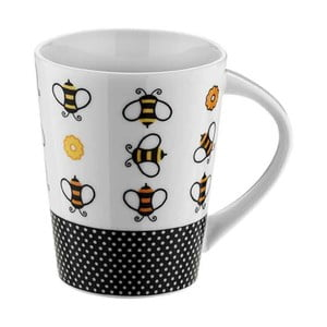 Bee mintás bögre - Kutahya