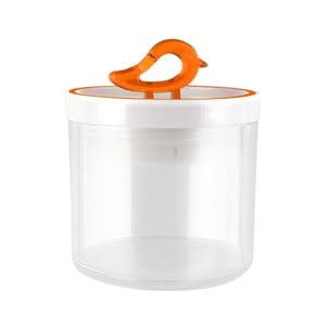 Livio narancssárga konyhai tároló doboz, 400 ml - Vialli Design