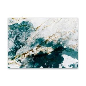 Glasspik Marble kép, 80 x 120 cm - Styler