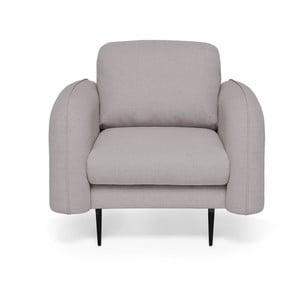 Skolm szürke fotel -Vivonita