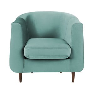 Glam türkiz színű fotel - Kooko Home