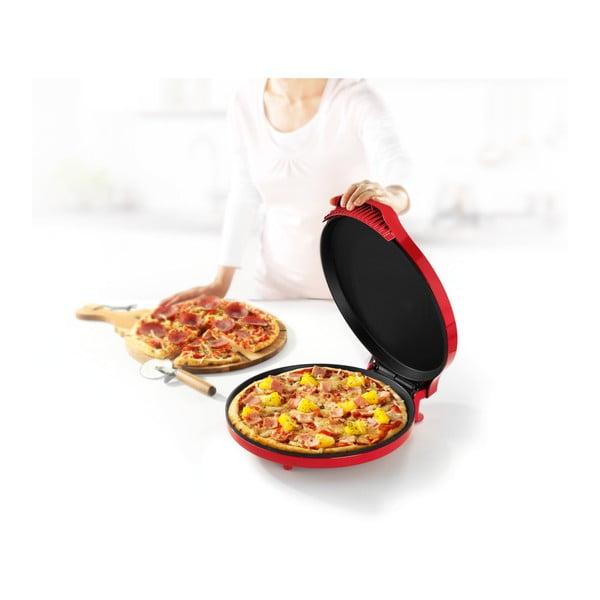 Piros pizzakészítő, 1450W - Princess