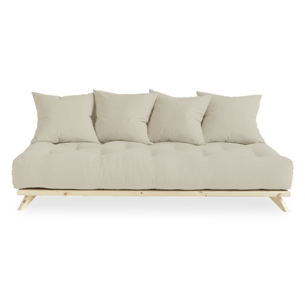 Senza BlackLinen kanapé Karup Design | Bonami