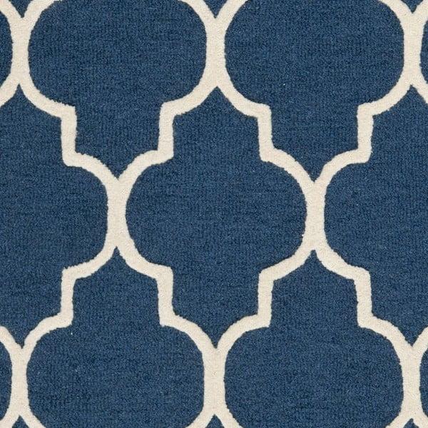 Everly kék szőnyeg, 243x152 cm - Safavieh
