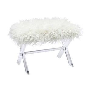 Visible fehér ülőke - Kare Design
