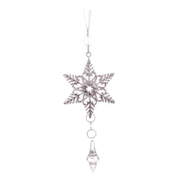 Star felfüggeszthető karácsonyi dekoráció - Unimasa
