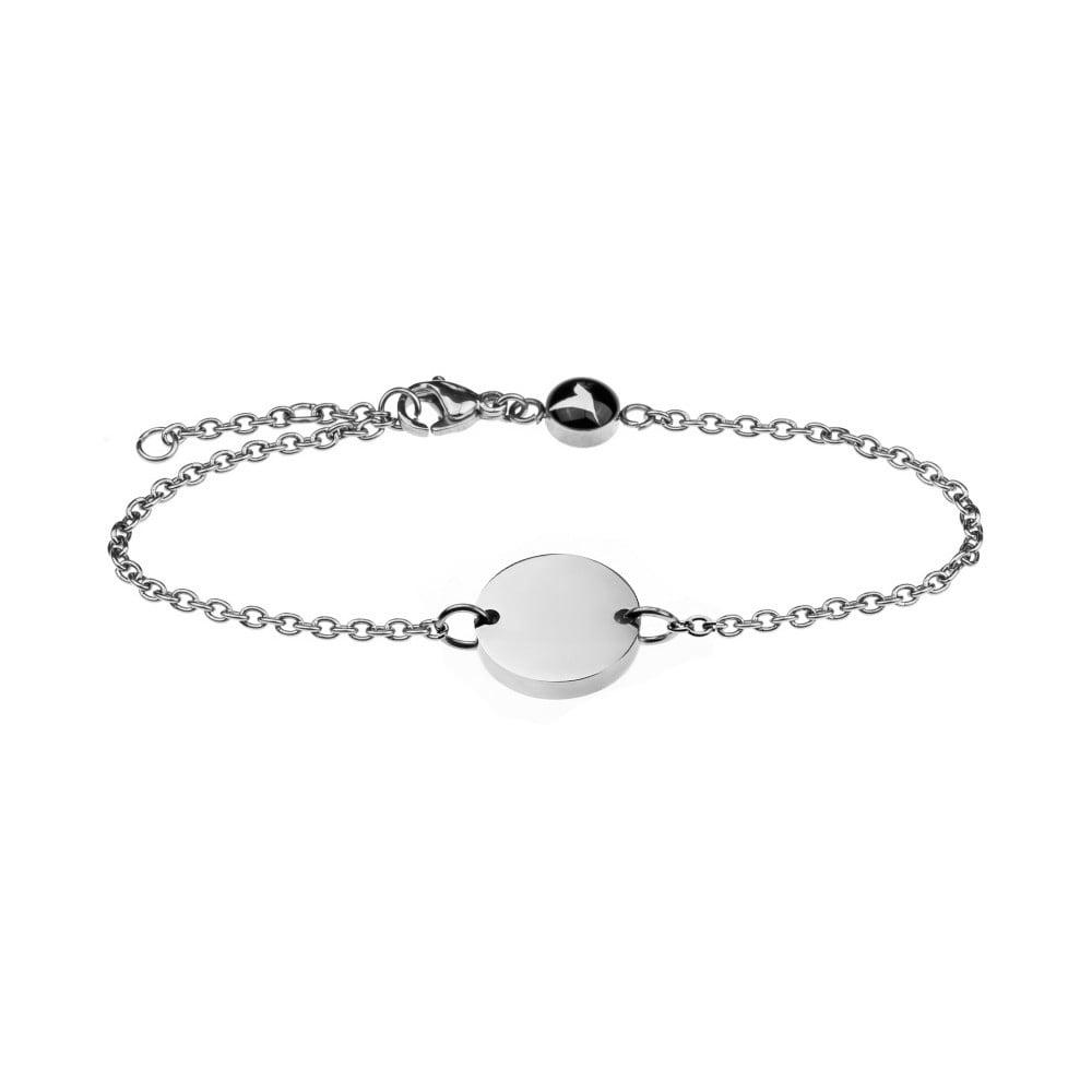 Future női ezüst színű karkötő rozsdamentes acélból - Emily Westwood ... 58d7f89294