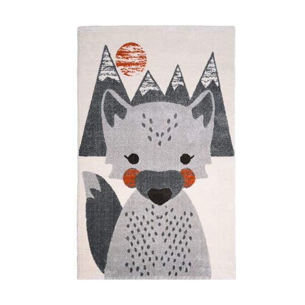 Mr. Fox gyerekszőnyeg, 100 x 150 cm - Nattiot