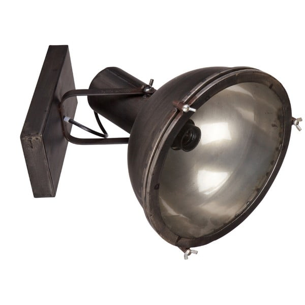 Spotlight falilámpa, szürke - De Eekhoorn