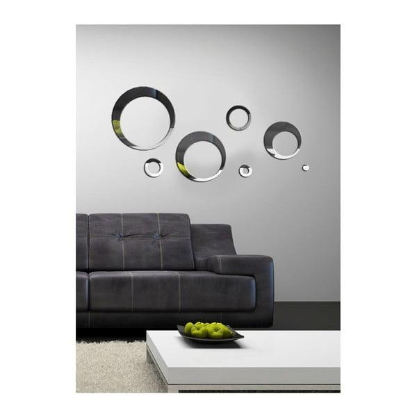 Stain dekoratív tükör, 35 x 33 cm