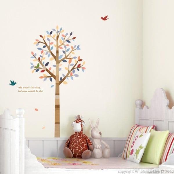 Tree and birds falmatrica - Ambiance