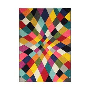Spectrum Rhumba Multi szőnyeg, 80 x 150 cm - Flair Rugs