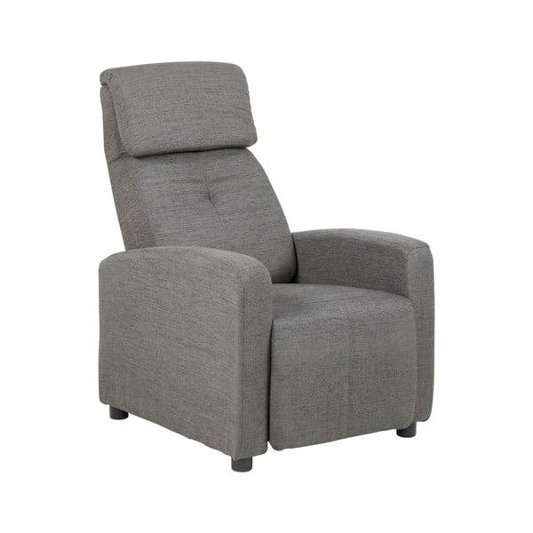 Jude szürke állítható fotel - Actona