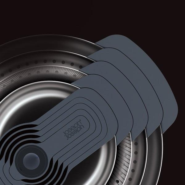 Nest 9 részes edénykészlet, rozsdamentes acélból - Joseph Joseph
