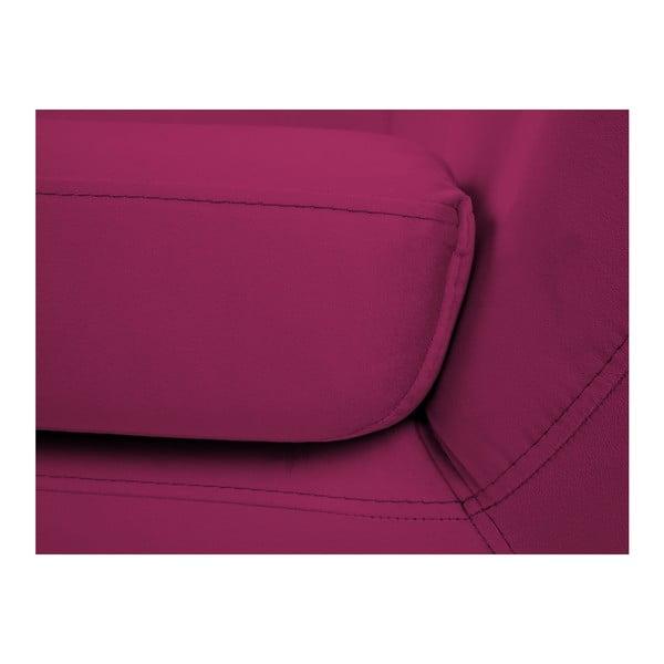 Benito rózsaszín kétszemélyes kanapé - Mazzini Sofas