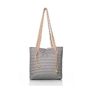 Eos szürke táska, 50 x 40 cm - Begonville