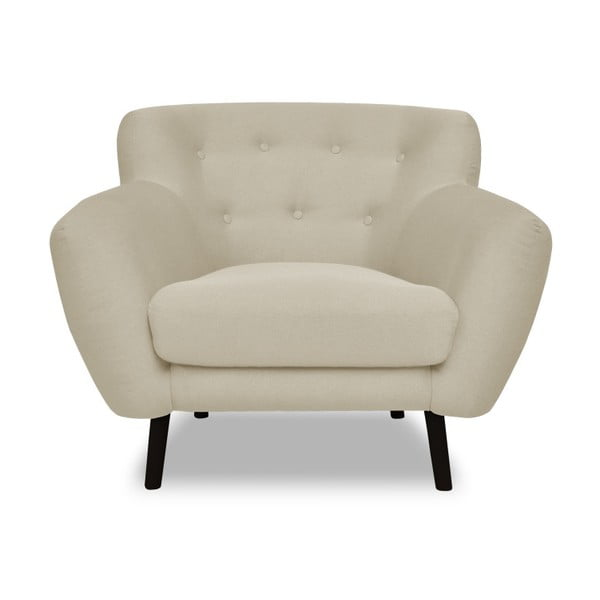 Hampstead bézs fotel - Cosmopolitan design