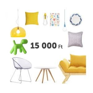 Virtuális ajándékutalvány 15000 Ft értékben