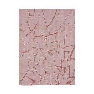 Růžová kuchyňská utěrka Zone Chaos, 70x50cm