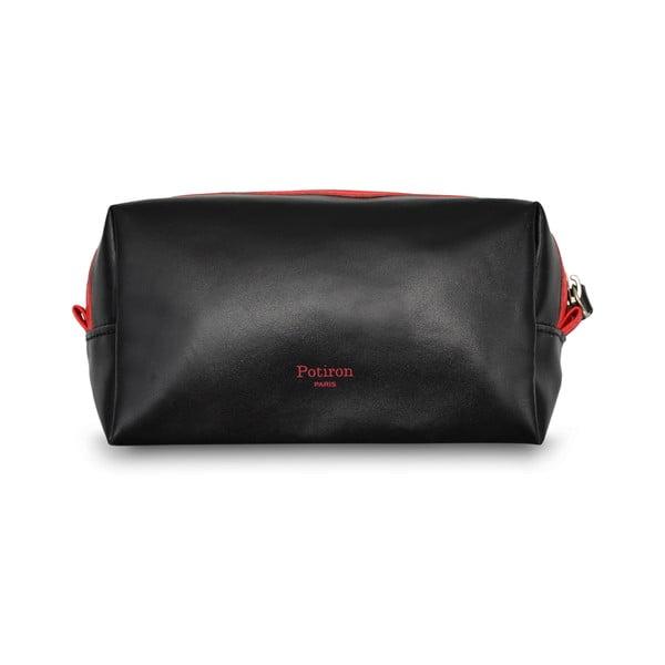 Gate fekete-piros kozmetikai táska - Hero