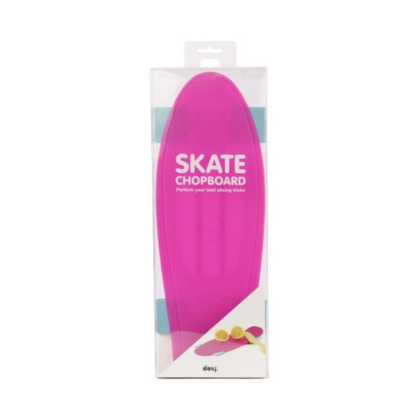 Skate Pink vágódeszka - DOIY