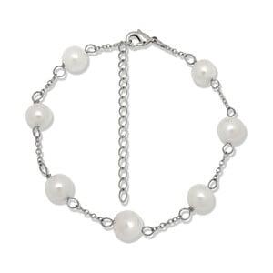 Sterling gyöngy karkötő - Pearls of London