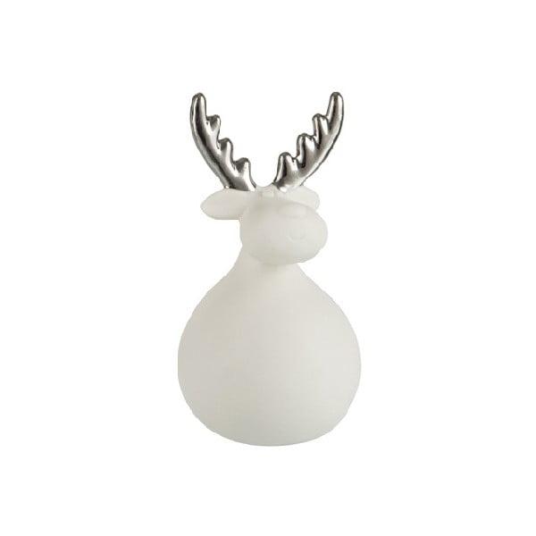 Reindeer Xmas porcelán, dekorszobor - J-Line