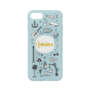 Barcelona színes tok iphone 7/7s készülékre - Mr. Wonderful