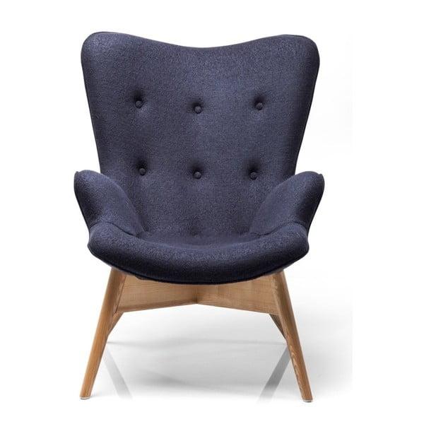 Angels Wings sötétszürke fotel - Kare Design