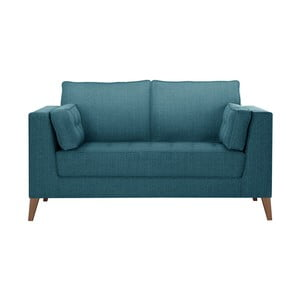 Atalaia Turquoise türkizkék kétszemélyes kanapé - Stella Cadente Maison