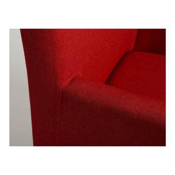 Wilton piros fotel - Custom Form