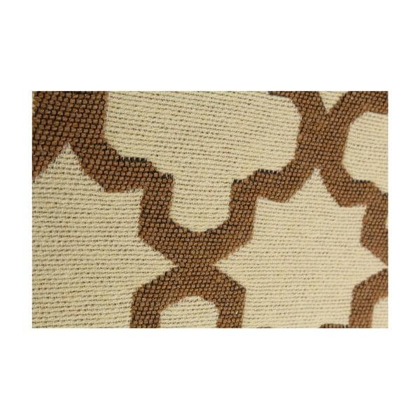 Yildiz barna szőnyeg, 80x150cm - Ya Rugs