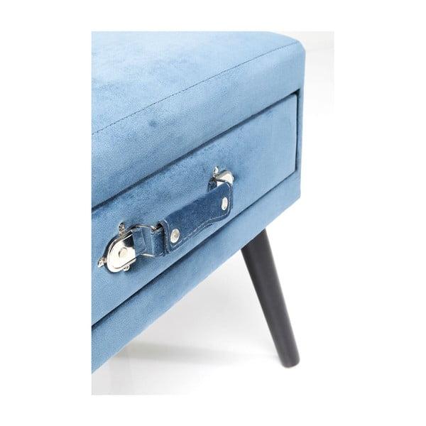 Drawer kék ülőke - Kare Design