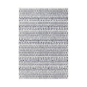 Madison krémszín-fekete szőnyeg, 160x230 cm - Mint Rugs