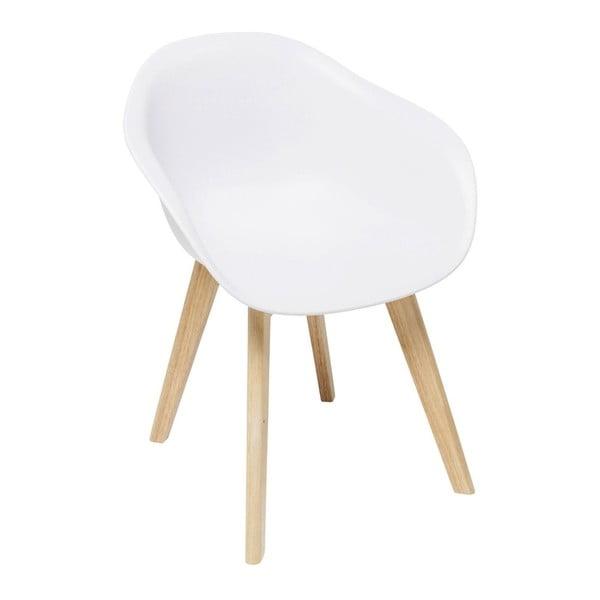 Forum 4 db-os fehér székkészlet - Kare Design