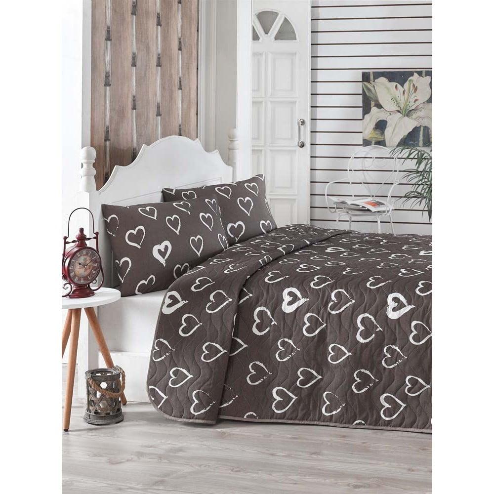 Amor steppelt ágytakaró 2 párnahuzattal 626ccf904b