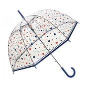 Susino Hearts átlátszó esernyő - Ambiance