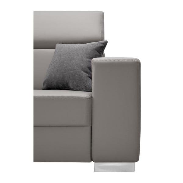 Tresor szürkésbarna kanapé, bal oldalas - Interieur De Famille Paris