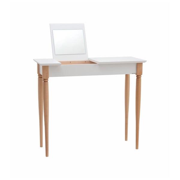 Mamo fehér fésülködőasztal, szélesség 85 cm - Ragaba