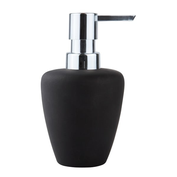 Soft fekete szappanadagoló - Zone