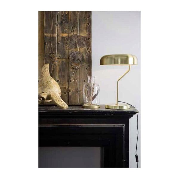 Eclipse sárgaréz asztali lámpa - Dutchbone