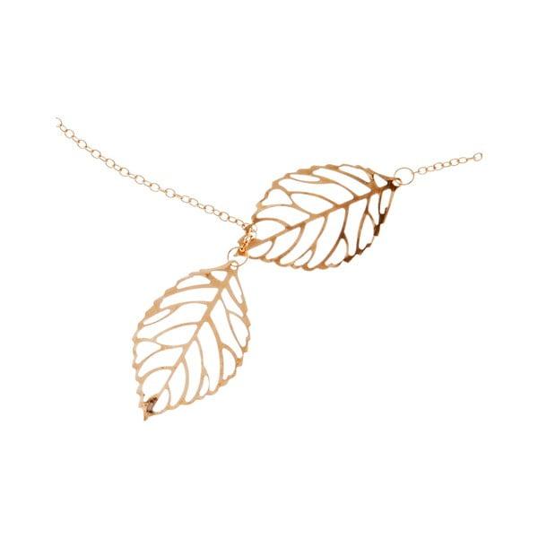 Audrey aranyszínű nyaklánc - NOMA