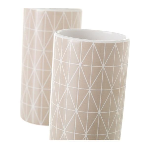 Deli kerámia pohár és szappanadagoló szett - Unimasa