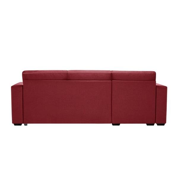 Succes piros kanapé, bal oldalas - Interieur De Famille Paris