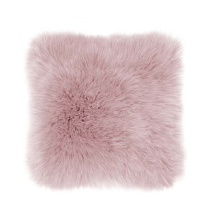 Sheepskin rózsaszín párnahuzat, 45 x 45 cm - Tiseco Home Studio