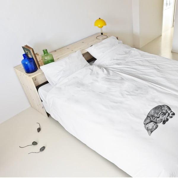 Ollie egyszemélyes ágyneműhuzat, 140 x 200 cm - Snurk
