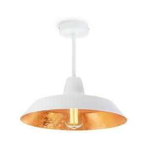 Cinco Basic fehér és aranyszínű mennyezeti függőlámpa - Bulb Attack