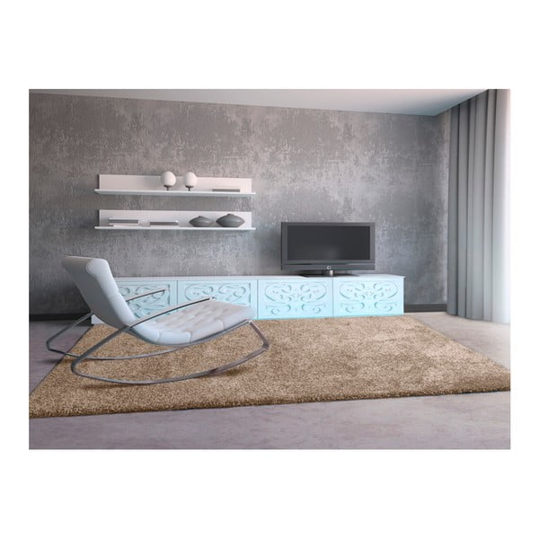 Aqua bézs szőnyeg, 160 x 230 cm - Universal
